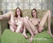 Baby Boom and Elouisa have hot lesbian toy sex from preeti zinda sex video babi bra sex com