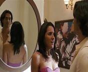 Shruti seth sexy scenes with arjun rampal in Rajneeti from allu arjun x