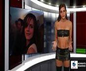 Emma Watson nude fake from bea binene nude fakes siri devi
