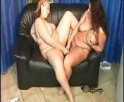 Fat Girls Zazie And Missy Have Lesbian Sex from zazie beetz