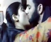Pakistani guy Molvi kisses girlfriend from pakistani molvi phww boy sex videos