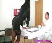FemaleAgent vs Fake Hospital Dirty doctor fucks sexy agent from xxx hospital doctor sexy girls movies sex india