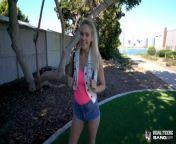 Real Teens - Ex-Mormon Amateur Teen Makes First Porn Video from xxx sex video teen laura b