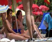 Nude beach voyeur film sexy ass women from moonbyul fake nude